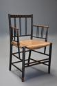 Rare early model of a Sussex armchair with original paintwork - picture 3