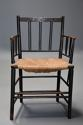 Rare early model of a Sussex armchair with original paintwork - picture 4