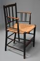 Rare early model of a Sussex armchair with original paintwork - picture 5