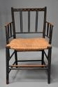 Rare early model of a Sussex armchair with original paintwork - picture 6