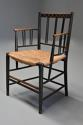 Rare early model of a Sussex armchair with original paintwork - picture 7