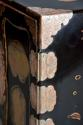 Early 20th century Japanese two door lacquered table cabinet - picture 12