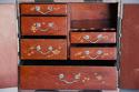 Early 20th century Japanese two door lacquered table cabinet - picture 8