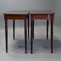Pair of early 19th century mahogany console tables - picture 9