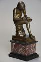 19thc French bronze figure of 'Spinario', after the Antique - picture 6