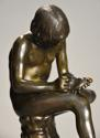 19thc French bronze figure of 'Spinario', after the Antique - picture 7