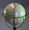 Fine quality 19th century William IVth globe on rosewood stand - picture 4