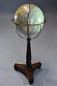 Fine quality 19th century William IVth globe on rosewood stand - picture 5