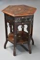 Late 19th century hexagonal Moorish table - picture 1