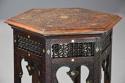 Late 19th century hexagonal Moorish table - picture 6