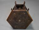 Late 19th century hexagonal Moorish table - picture 8