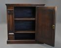 Late 19th century Gothic style oak cupboard - picture 8