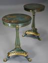 Pair of highly decorative Regency style lacquered occasional tables - picture 4