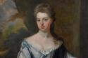 Large 18thc oil painting 'Lady & Child', attributed to Michael Dahl - picture 3