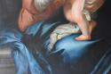 Large 19thc oil painting of 'The Madonna & Child' by Luigi Pompignoli - picture 6